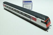 ROCO HO SBB 4achsiger 2. Klasse IC Steuerwagen weiß schwarz 64546 NEU OVP