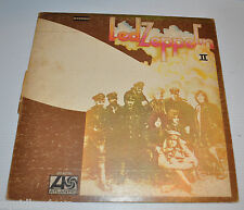LED ZEPPELIN II LP Record SD8236 Atlantic Solid Red Label CANADA 1st