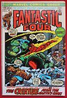 Fantastic Four Vol. 1 Issue #126 Marvel Comics Doctor Doom John Buscema 1972