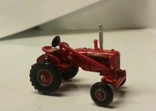 1/64 ERTL custom ih international farmall model b wide front tractor farm toy