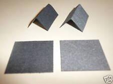 20 Miniature Versi Slate Ridge Tiles