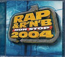 CD COMPIL 19 TITRES--RAP & R 'N' B 2004--PEARL/DIAMS/DENZEY/SINGUILA/DAVID/PAUL