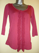 Red top by Twenty8Twelve Sienna Miller size S UK10 BNWT