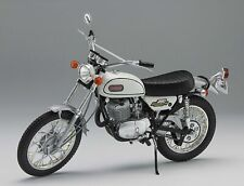 Yamaha 250 Enduro Dt1 Motorbike 1:10 Plastic Model Kit HASEGAWA