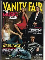 Vanity Fair Magazine Jewel Beyonce Beck David Bowie November 2001 062819nonr