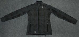 SCOTT WOMEN'S EPIC SOFTSHELL PLAID JACKET Midweight sz 2 (XS) Jacket