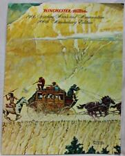 WINCHESTER WESTERN SPORTING ARMS & AMMUNITION SALES CATALOG 1966 FIREARMS