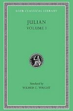 Loeb Classical Library: Julian 1 by Julian (1913, Hardcover)