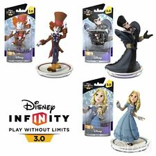 New Alice In Wonderland Disney Infinity 3.0 Alice Mad Hatter & Time Official