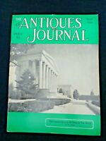 Antiques Journal 1966 Schoenhutt Circus Toys Jerry Smith Loveridge Tray Songtya