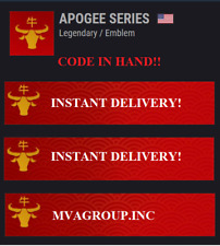 """Destiny 2 Apogee Series """"Year of the Ox"""" Emblem  -  INSTANT DELIVERY 24/7!!!!!"""
