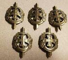 German iron cross award medal badge pin wehrmacht lot of 5 bulk New