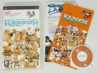 Kazook Sony PSP Game Complete Tested EXCELLENT  PAL UK