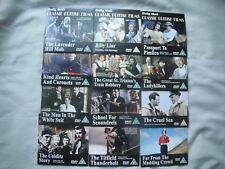 Promo DVD - Classic British Film Collection - Full Set of 12 (12 discs)