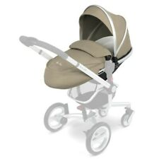 Silver Cross Surf Pushchair / Carrycot Hood And Apron Set - Sand