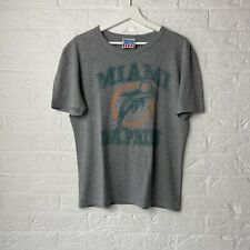 Vintage Miami Dolphins T-shirt From Junk Food By Urban Outfitters Small Retro