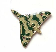 Piccolo Raf Aeronautica Vulcan Bomber Spilla Badge Prodotto Ufficiale