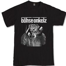 BOHSE ONKELZ tee evil uncle skinheads punk rock  band S M L XL 2XL 3XL t-shirt