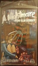 A Nightmare on Elm Street Paranoid #3 Platinum Foil Cover NM/VF 1st print Freddy