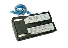 7.4 V Batteria per SAMSUNG VP-DC563, vp-d461bi, VP-D355i, VP-D655, VP-DC171W, VP-D