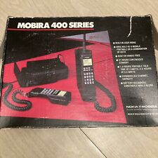 Vintage Nokia Mobira 400 Series Lot Mobile Car Phone PARTS ONLY