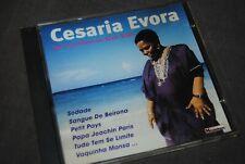 "CESARIA EVORA ""Les Chansons Du Cap-Vert"" CD / BMG - 7432185"