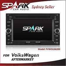 """7"""" CT GPS DVD SAT NAV IPOD BT FOR VW VOLKSWAGEN PASSAT GOLF POLO TRANSPORER"""