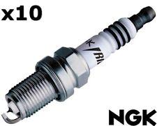 NGK Spark Plug Iridium IX FOR Fiat X 1/9 1978-89 1.5 Convertible BPR8EIX x10