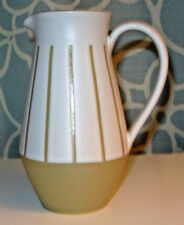 """5 3/4"""" Stoneware Tall Creamer Small Pitcher By Denby Made in England"""