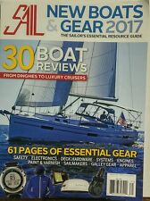 Sail New Boats & Gear 2017 Annual 30 Boat Reviews Luxury Gear  FREE SHIPPING sb
