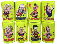 Adelaide Crows Player Caricature coolers - Paul Harvey