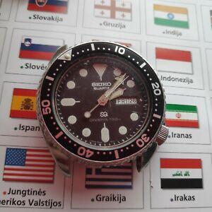 Seiko diver watch 7548 7000 , quartz, SQ