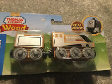 Spencer  - Thomas & Friends Wood Train Engine & Tender    Free Post