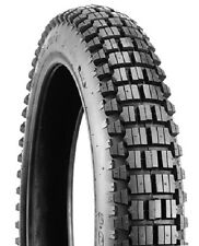 Duro HF307 Trials Tread Front/Rear 4.00-18 4 Ply Motorcycle Tire