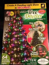Bulb Head Tree Dazzler Christmas Tree Light Show -Fast Shipping