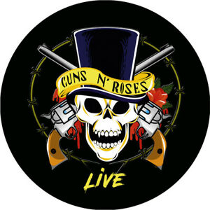 Guns N Roses - Live (Picture Disc) - 12 Inch Vinyl - 1150521 - NEW