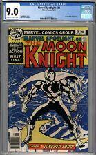 Marvel Spotlight #28 CGC 9.0 VF/NM 1st Solo Moon Knight Story