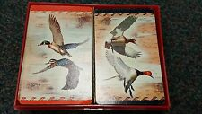 Vintage Game Birds by Richard E. Bishop Double Playing Card Deck