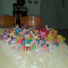 Large Vintage Lot of G1 1980's My Little Pony -  36 Ponies!!
