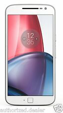 Moto G4 Plus 4th Gen 4G - 3GB RAM, 32GB ROM, Dual Sim, Motorola Warranty, WHITE