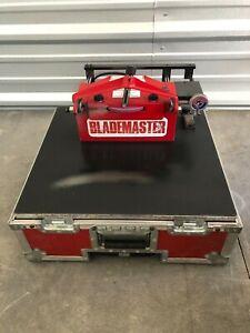 Blademaster BRPPRO2 PRO SERIES VARIABLE SPEED SKATE SHARPENER TRAVEL MODEL Used