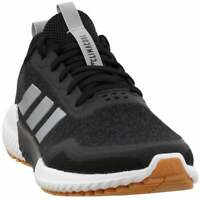 adidas Edge Runner Sneakers Casual Running   - Black - Womens