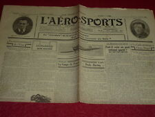 [Collection Jean Domard Sports] the AERO-SPORTS Car Bike Aviation Boxing etc. -