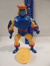 He-Man Masters / Universe SY-KLONE Loose Complete (no Decal) Firm Legs Stands