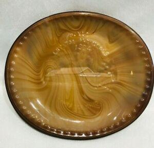 "Boyd's Crystal Art Glass 1994 Cambridge Ohio Trinket Dish 4"""