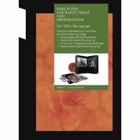 PINK FLOYD The Early Years 1968 Germin/ation CD/DVD/BLU-RAY SET BRAND NEW