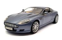 Motor Max 1/18 Scale Model Car M11J - Aston Martin DB9 - Metallic Blue