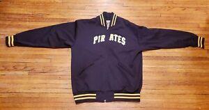 Pittsburgh Pirates Mitchell and Ness Hoodie Size (52) XXL Jacket Sweat Shirt
