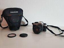 Nikon FG-20 Spiegelreflexkamera Tokina Objektiv 28-70mm HMC Skylight 52mm Filter