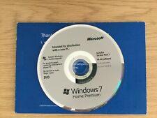 windows 7 home premium 64 bit DVD